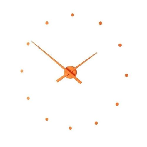 Dizajnové nástenné hodiny Nomon OJ tekvicové 80cm