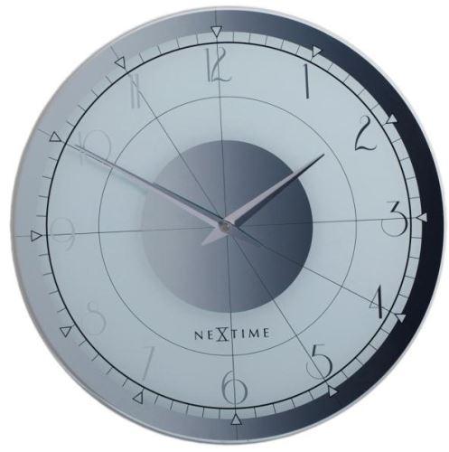 Dizajnové nástenné hodiny 8125 Nextime FANCY 43cm