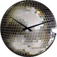 Dizajnové nástenné hodiny 8801 Nextime DISCO 30cm