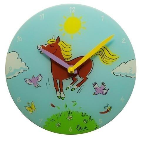 Detské nástenné hodiny 8812 Nextime Jump For Toy 30cm