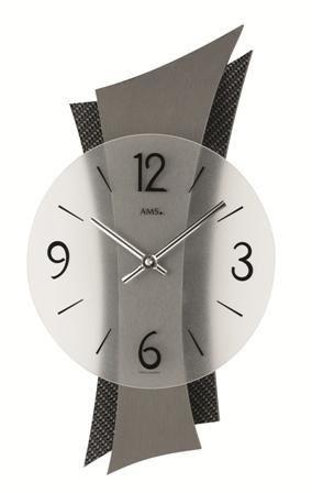 Nástenné hodiny 9400 AMS 43cm