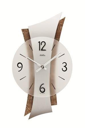 Nástenné hodiny 9401 AMS 43cm