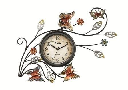 Nástenné hodiny 9446 AMS 57cm