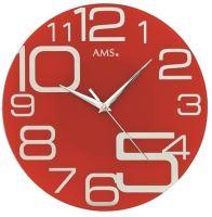 Nástenné hodiny 9462 AMS 35cm