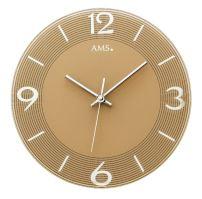 Nástenné hodiny 9572 AMS 30cm