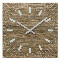 Dizajnové nástenné hodiny 9578 AMS 35cm