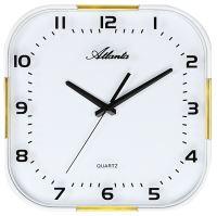 Dizajnové nástenné hodiny AT4455-9