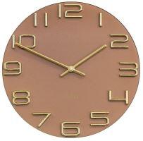 Dizajnové nástenné hodiny CL0288 fisúry 30cm