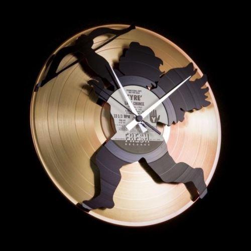 Dizajnové nástenné hodiny Discoclock 032GB Eros 30cm