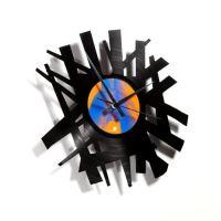 Dizajnové nástenné hodiny Discoclock 016 Big bang 30cm
