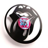 Dizajnové nástenné hodiny Discoclock 039 Tribute 30cm