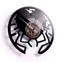 Dizajnové nástenné hodiny Discoclock 048 Keith 30cm