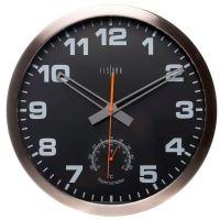 Dizajnové nástenné hodiny CL0073 fisúry 40cm