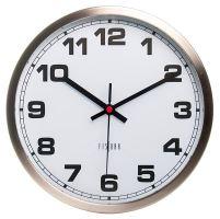 Dizajnové nástenné hodiny CL0071 fisúry 40cm