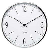 Dizajnové nástenné hodiny CL0064 fisúry 30cm