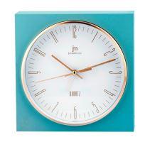 Stolové hodiny s funkciu budíka JA7070V Lowell 16cm