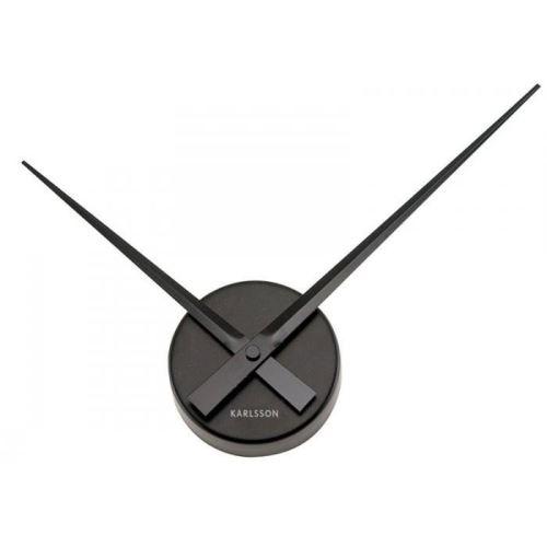 Dizajnové nástenné hodiny 4348BK Karlsson 38cm