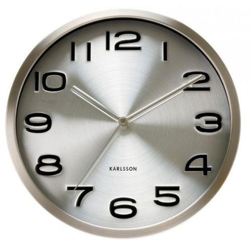 Dizajnové nástenné hodiny 4462 Karlsson 29cm