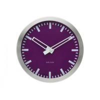 Dizajnové nástenné hodiny 5094 Karlsson 25cm