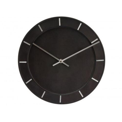 Dizajnové nástenné hodiny 5400BK Karlsson 29cm