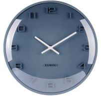 Dizajnové nástenné hodiny 5649BL Karlsson 25cm