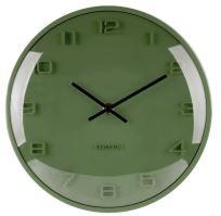 Dizajnové nástenné hodiny 5649GR Karlsson 25cm