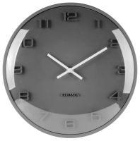 Dizajnové nástenné hodiny 5649GY Karlsson 25cm