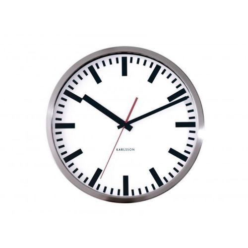 Dizajnové nástenné hodiny 850290 Karlsson 29cm