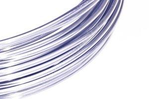 Dekoračné drôt hliníkový - sv. orgovánový