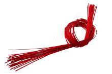 Pedig štípaný plochý 1m červený