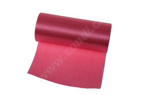Saténová role 12cm x 9,1m 160 - ružová