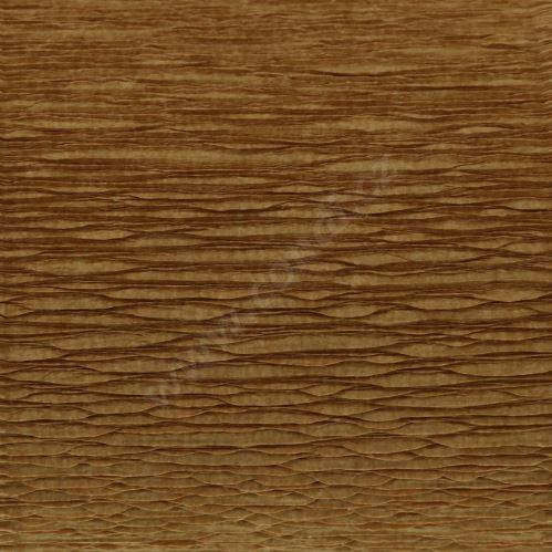 Krepový papier role 50cm x 2,5m - zlatohnedý 611