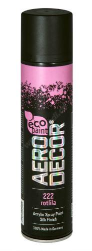 Farba v spreji 400ml AERO DECOR - ružovofialová 222