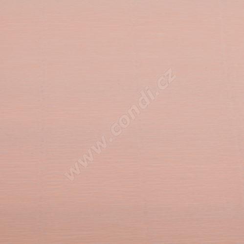 Krepový papier role 50cm x 2,5m - svetlo ružový 616