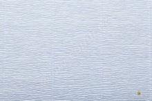 Krepový papír role 50cm x 2,5m - sv. modrý 559