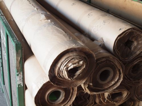 Baliaci papier sulfátový na roli (1kg)