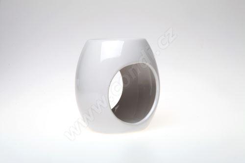 Aromalampa ZY0019 biela pre vonné vosky Scented Cubes